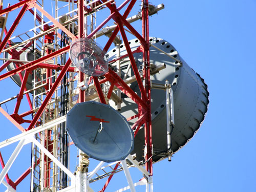 VHF/UHF用アプリケーション